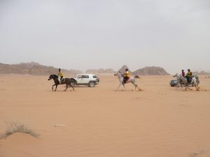Endurance 82 kilometers, Bader and Majd, Wadi Rum, Jordan