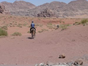 South of Jordan, Wadi Rum