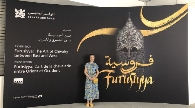 Furusiyya at the Louvre Abu Dhabi